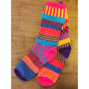 Carnation - Solmate Socks