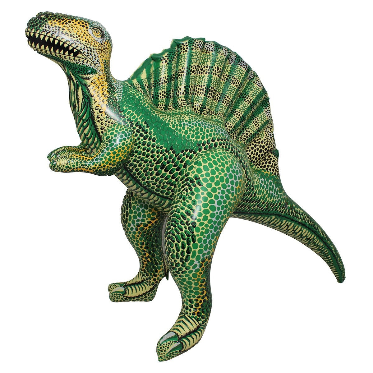 Inflatable Spinosaurus Dinosaur Model - 30 Inch Tall Dino Figure - Off The Wall Toys and Gifts