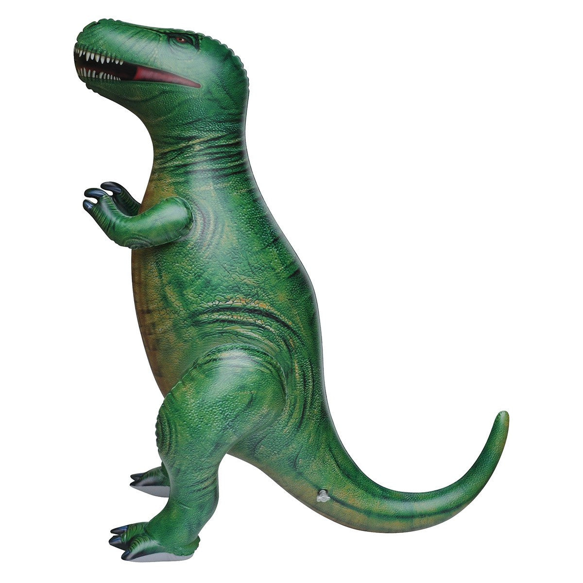 Inflatable T-Rex Dinosaur Model - 3 Foot Tyrannosaurus Rex Dino Figure - Off The Wall Toys and Gifts