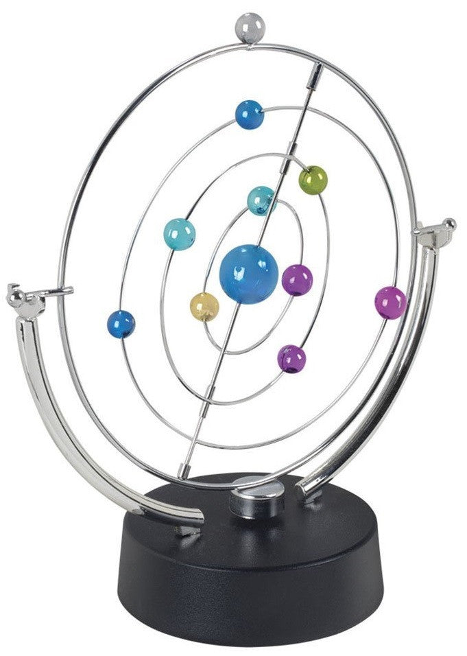 Galaxy Kinetic Art - Mesmerizing Physics Sculpture - Off The Wall Toys and Gifts