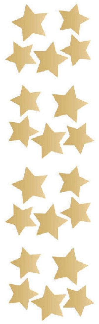 Mrs. Grossman's Stickers Gold Stars Full Roll - Off The Wall Toys and Gifts