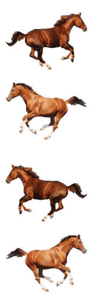 Mrs. Grossman's Stickers Galloping Horses Full Roll - Off The Wall Toys and Gifts