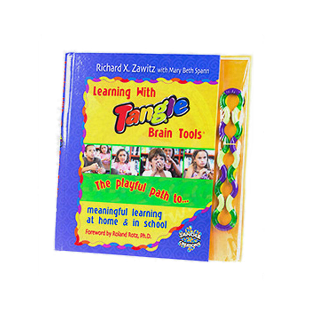 Learning With Tangle Brain Tools Book