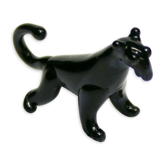 Looking Glass Torch Figurine-Blackie the Panther-Ltd Ed - Off The Wall Toys and Gifts