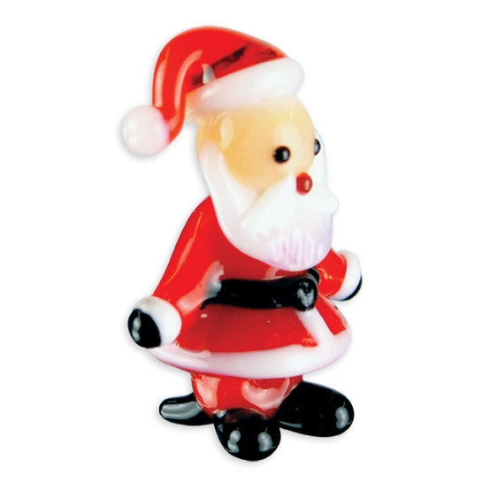 Looking Glass Torch Figurine - St.Nick - Santa Claus - Off The Wall Toys and Gifts