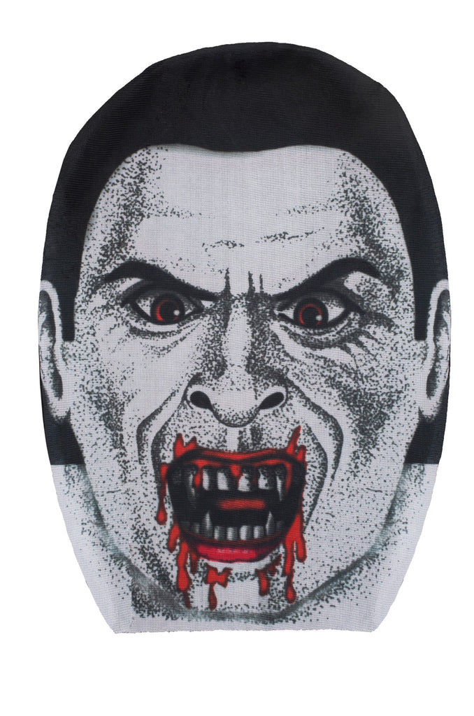 Vampire Monster Mask One Size Fits All - Halloween Costume