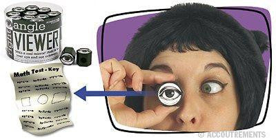 Right Angle Viewer Spy and Study Optics - Off The Wall Toys and Gifts