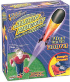 JUMP ROCKET Air-Powered Launch Pad & 3-Rocket Set  Pump and Stomp - Off The Wall Toys and Gifts
