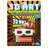 3D Art Underwater World 4M Kit by Toysmith - Off The Wall Toys and Gifts