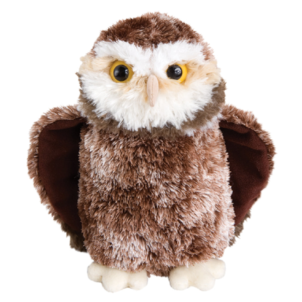 Moon Light the Owl - Plush Stuffed Animal - Off The Wall Toys and Gifts