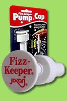 The Fizz-Keeper Pump Cap for 3 Liter Bottles - Off The Wall Toys and Gifts