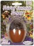 Fairies' Favorite Flower Micro Terrarium w/Seeds - Off The Wall Toys and Gifts