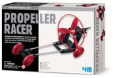 Propeller Racer Fun Mechanics Kit by 4M - Off The Wall Toys and Gifts