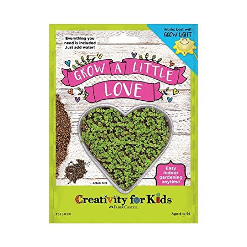 Creativity for Kids - Grow A Little Love Planting Kit