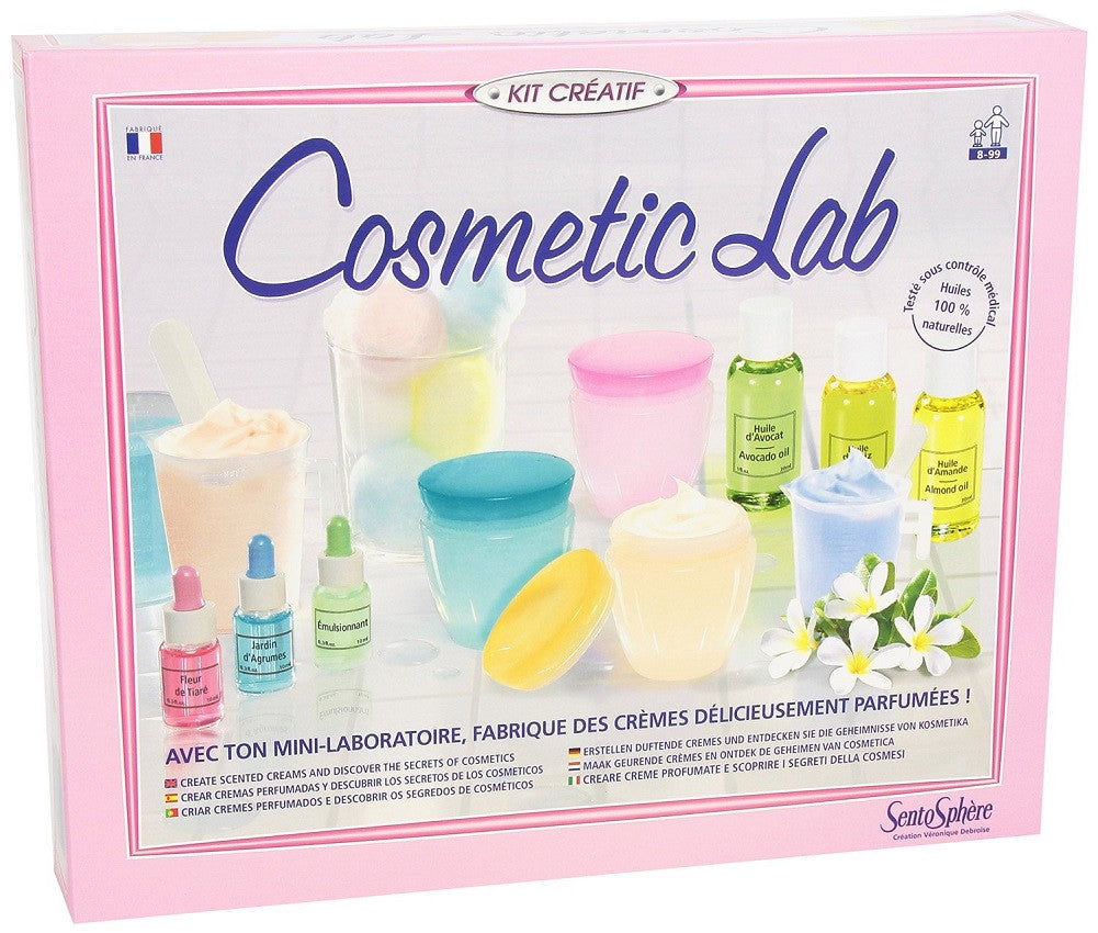 Creative Lab Cosmetic Lab by SentoSphere - Off The Wall Toys and Gifts
