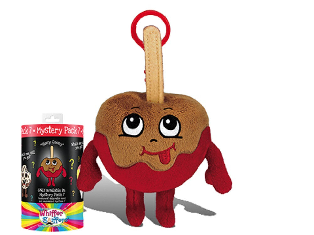 Whiffer Sniffers Series 3 Part II Scented Plush Backpack Clip Mystery Pack #7