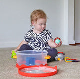 B. Baby - Wee B. Ready 8 Piece Drum Activity Set - Off The Wall Toys and Gifts