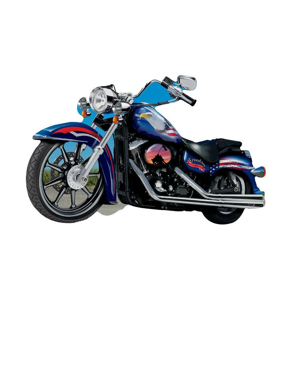 Freedom Cycle - 1000 Piece Jigsaw Puzzle - Off The Wall Toys and Gifts