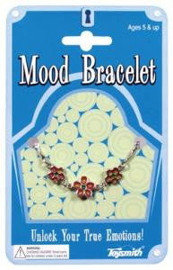 Mood Bracelet  Butterfly, Flower or Star Style Special Buy - Off The Wall Toys and Gifts