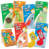 Little Joker Tricks & Gags - Pack of 6 Pranks - Off The Wall Toys and Gifts