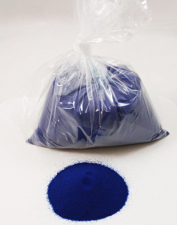Blue Space Sand: 5lbs of Bulk Hydrophobic Sand - Off The Wall Toys and Gifts