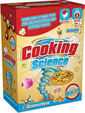 Cooking Science Experiment Mini Kit by Science4You - Off The Wall Toys and Gifts