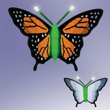 AniMotion Magical ElectroLuminescent Butterfly Garden Decoration - Off The Wall Toys and Gifts
