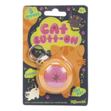 Cat Butt-on Keychain by Toysmith