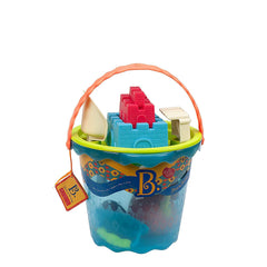 B. Shore Thing Beach Bucket 9-Piece Play Set