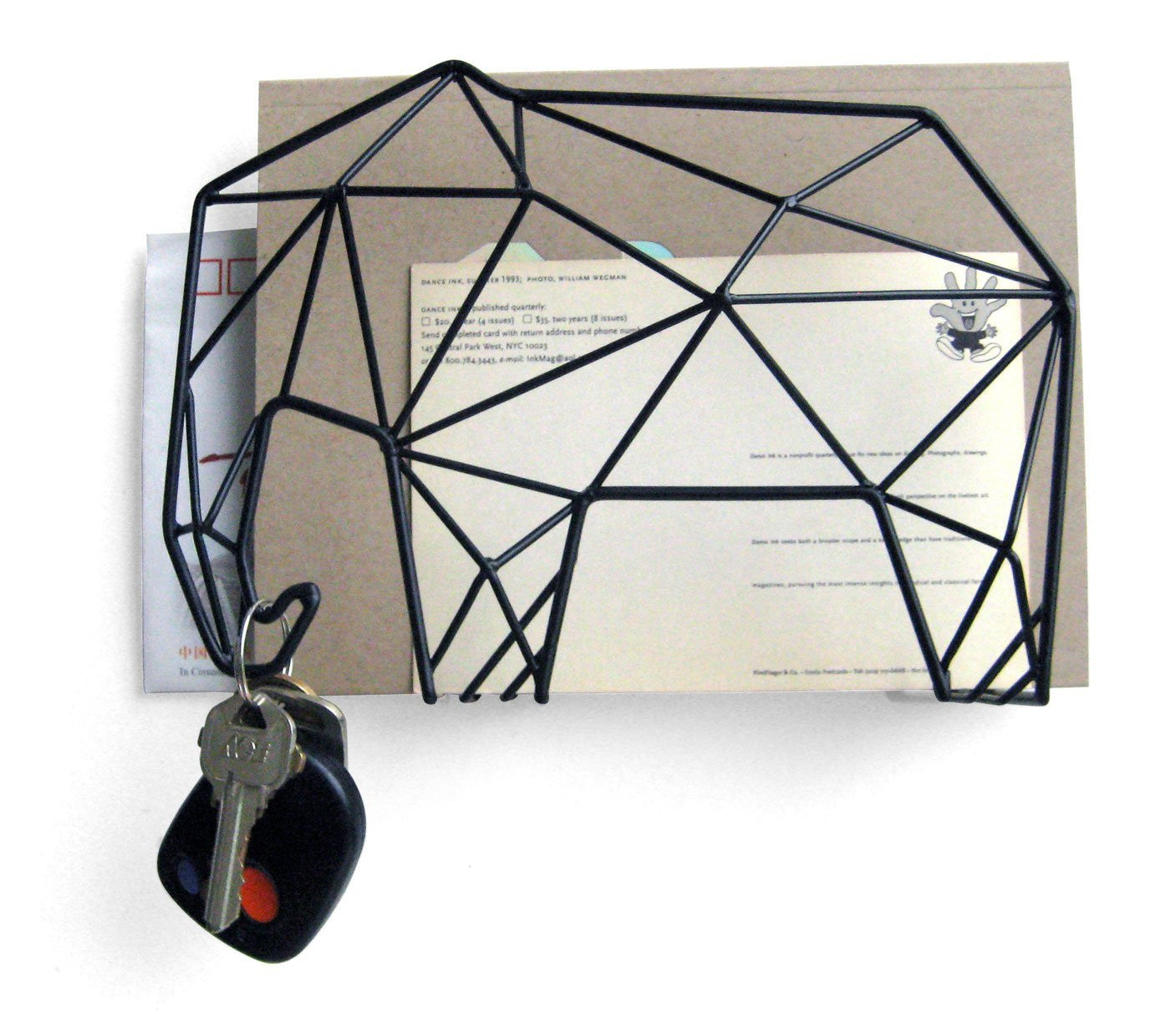 Elephant Wire Organizer - Desktop or Wall Mountable - Off The Wall Toys and Gifts