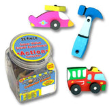 Erasers 25 ACTION Popular and Collectible Japanese 3D - Off The Wall Toys and Gifts
