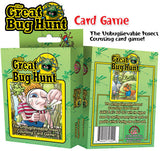The Great Bug Hunt Kids Card Game - Off The Wall Toys and Gifts