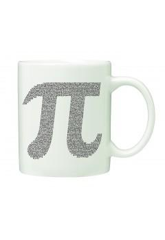 Pi Coffee & Beverage Mug by Heebie Jeebies
