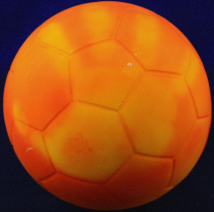 Jr Color Changing Foam Soccer Ball Indoor/Outdoor