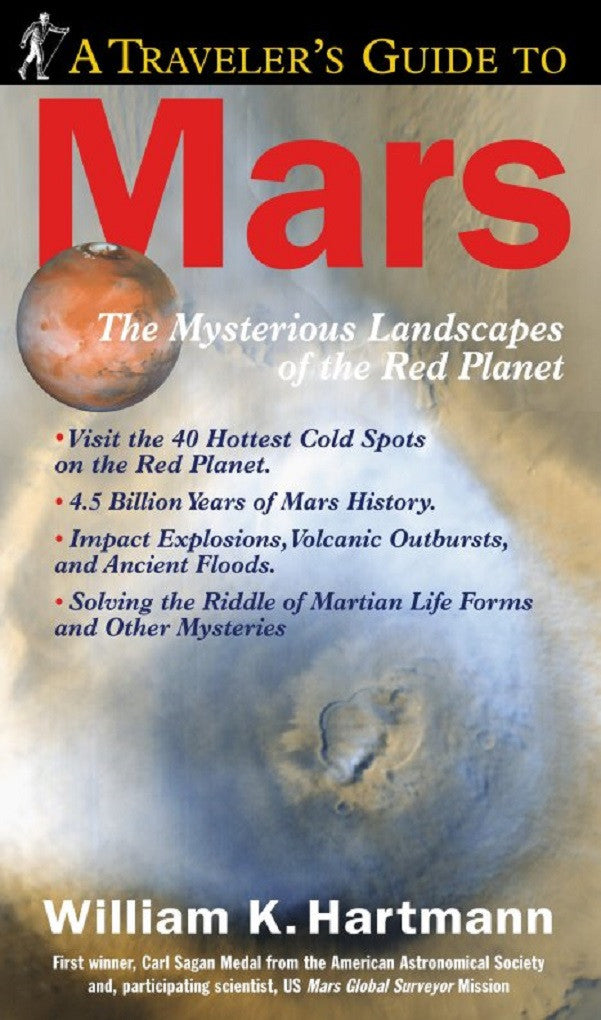 A Traveler's Guide to Mars - Off The Wall Toys and Gifts