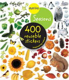 Eyelike Sticker Book: The Four Seasons w/400 Reusable Stickers - Off The Wall Toys and Gifts