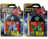 Magic Crystal Growing Kit - Set of 2, Green and Blue Crystals - Off The Wall Toys and Gifts