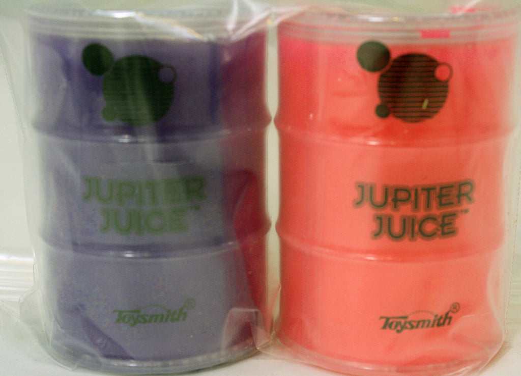 Jupiter Juice Slime Pack of 2- Purple and Pink Ooze