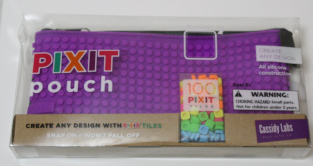Purple Pixit Pouch By Cassidy Labs