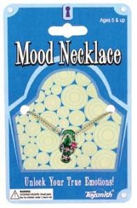 Flip Flop Mood Necklace 16 Inch Chain