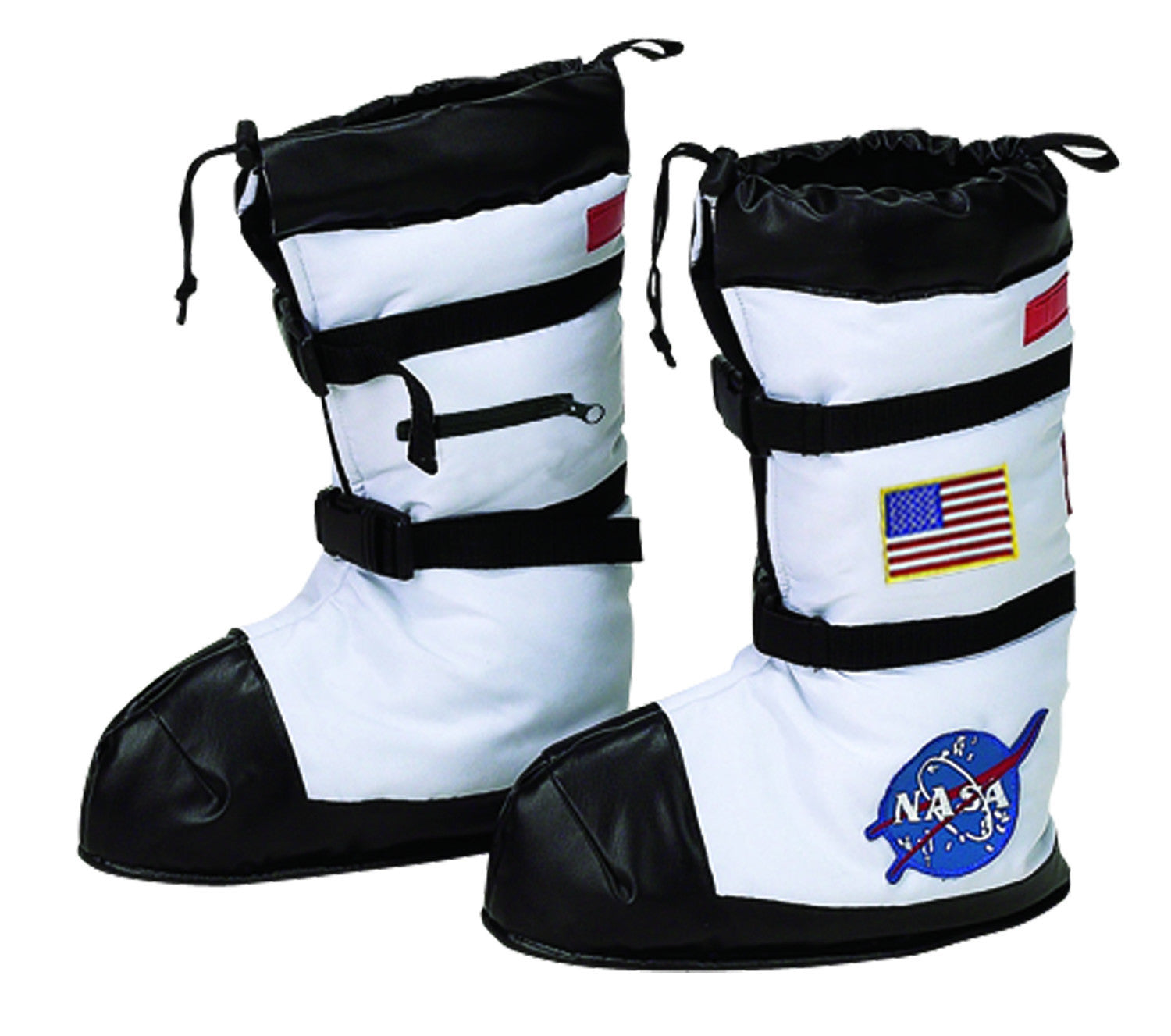 Jr. Astronaut Space Boots - Child Size Small - Off The Wall Toys and Gifts