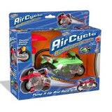 Geospace AirCycle Air-Powered Motorcycle with Pump - Off The Wall Toys and Gifts