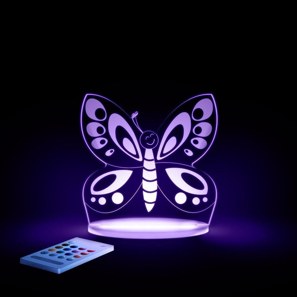 Butterfly SleepyLights Multi-Color LED Night Light