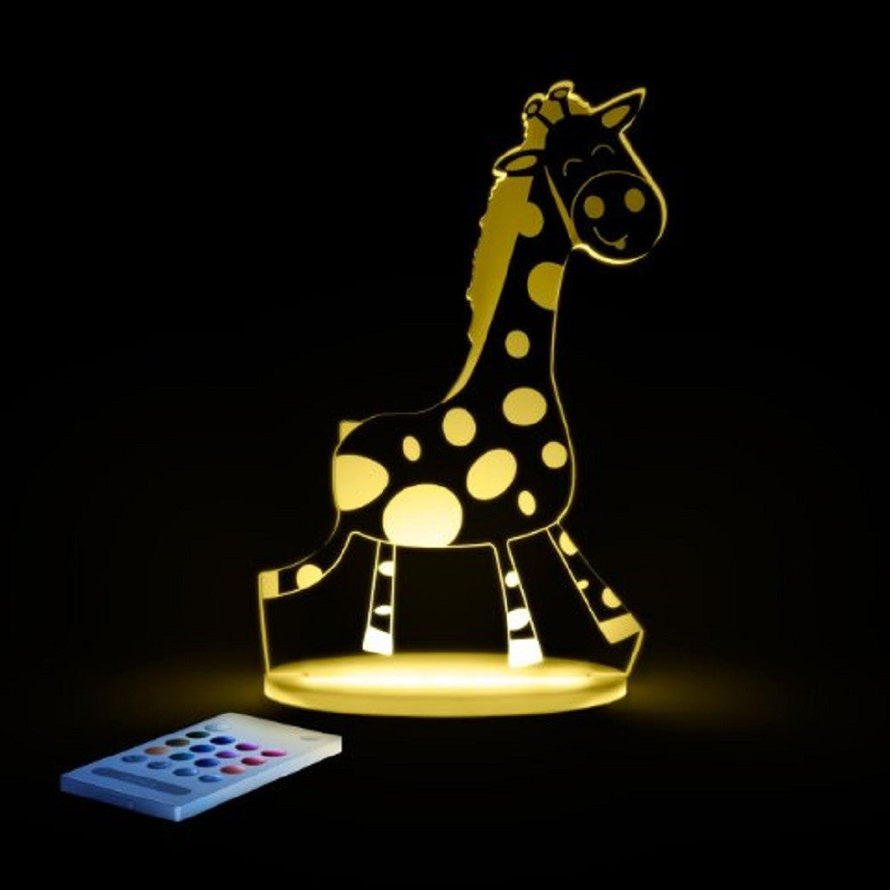 Giraffe SleepyLights Multi-Color LED Night Light - Off The Wall Toys and Gifts