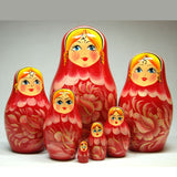 Anastasia Matryoshka Russian Nesting Dolls - Set of 7 - Off The Wall Toys and Gifts
