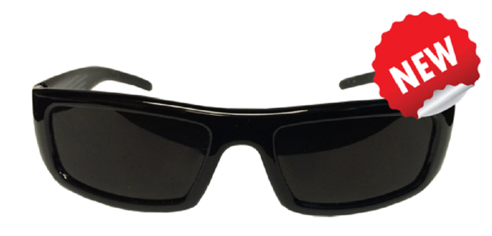 The Eclipser HD Safe Solar Viewer, CE Certified, 3D Plastic Glasses w Black Frame