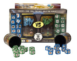 Army Versus Aliens Dice Rolling Game - Off The Wall Toys and Gifts