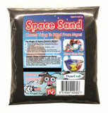 Black Space Sand: 1lb of Hydrophobic Sand - Off The Wall Toys and Gifts