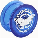 Genuine Duncan Butterfly Yo-Yo Classic Toy - Blue - Off The Wall Toys and Gifts