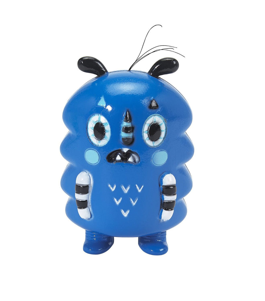 Moji Mi Living Emoticon Figure in Blue by Little Kids